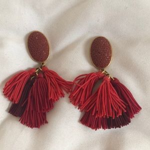 Tuckernuck Tassel earrings